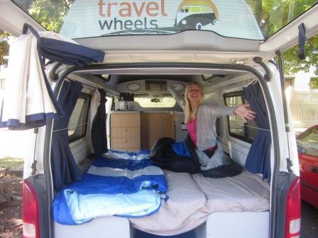 Campervan zum Kauf in Sydney