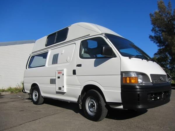 4198cf66f1 Buying Campervan Sydney – used campervans for sale Australia. Ex-hire used  campervans for Sale ...