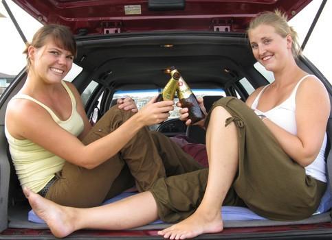 Kings Cross Backpacker Car Market Happy Customers