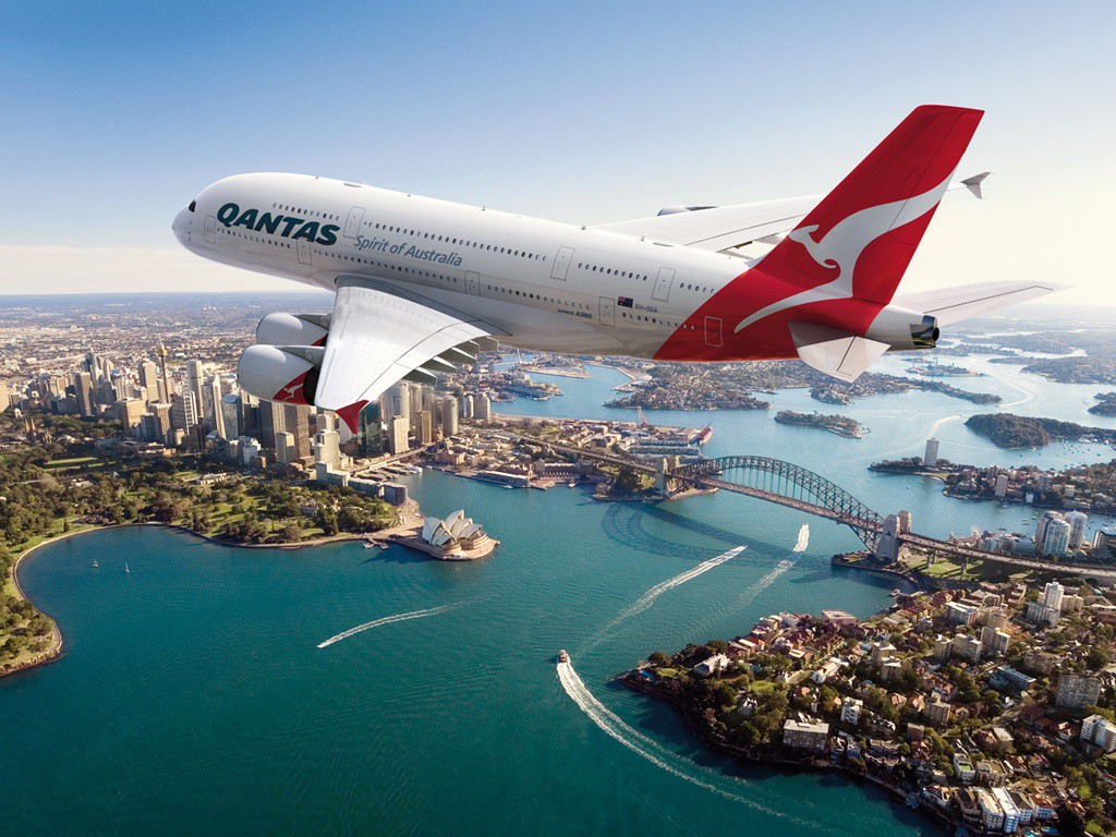 Cairns Sydney Campervan Hire special and fly with Qantas