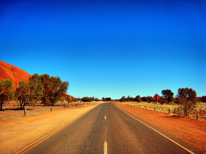 Road Trip through the Outback