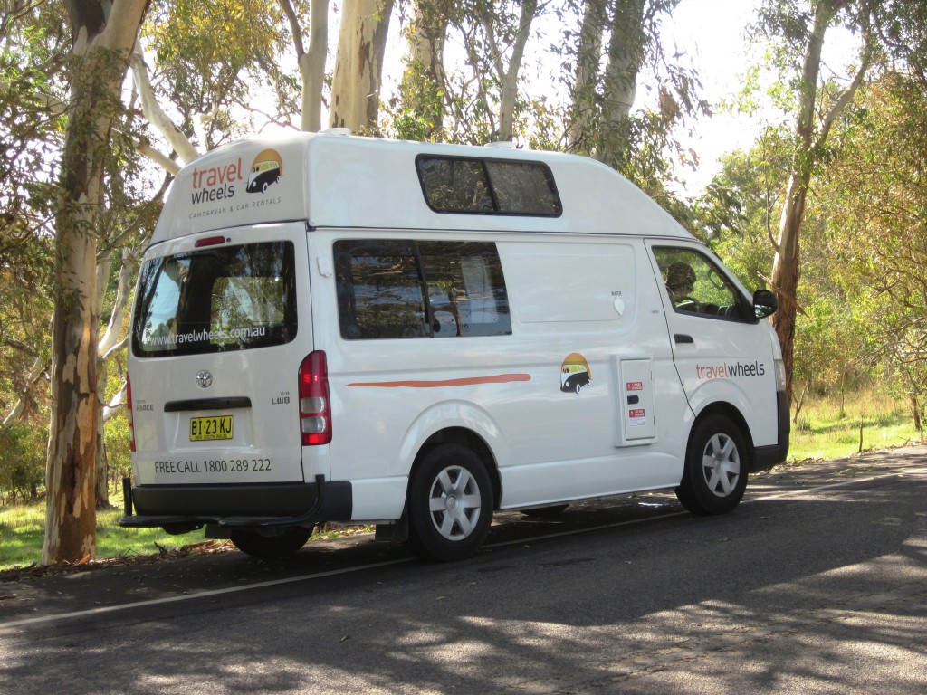 be3ec30444 Cairns Camper van Hire and this is our 2-3 person campervan