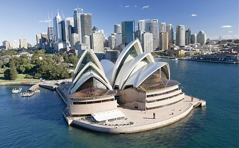 Come and see the Sydney Opera House when visiting Australia