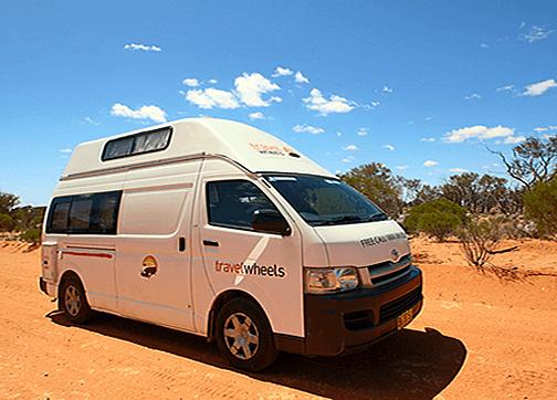 Visite ces espaces magnifiques d'Australie avec ta location de van et ton bouquin du guide Michelin