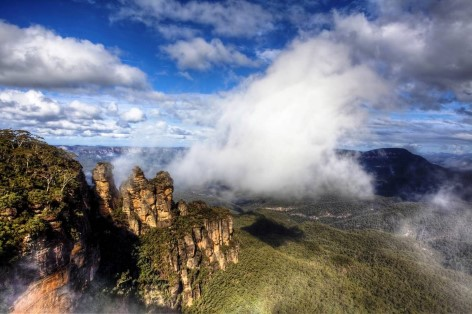 Blue Mountains National Park - Echo Point Lookout
