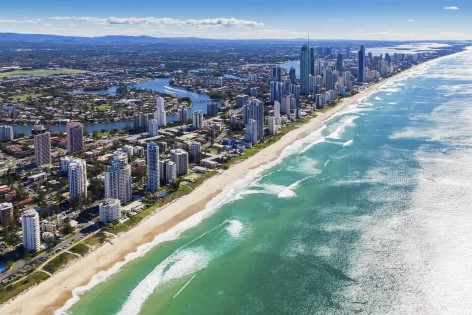 Surfers Paradise - Best spot for a great surf!