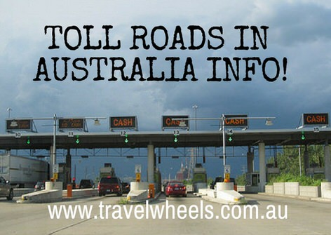 Toll roads in Australia guide