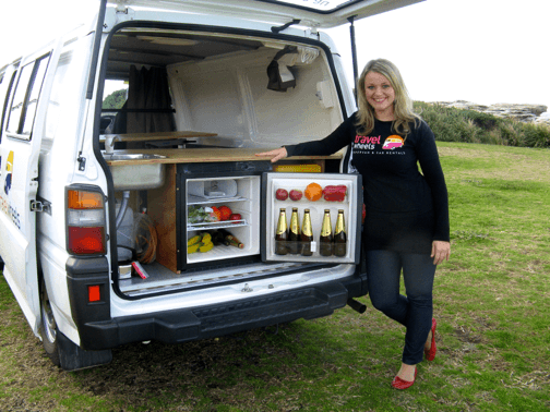 2 Person Campervan Hire In Australia Low Prices On 2