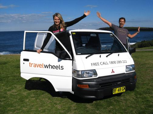 Cairns Sydney Reiseführer kostenfrei bei Travelwheels Campervans