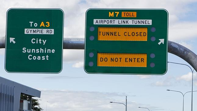 Photo of Toll Roads in Australia - this one is in Brisbane