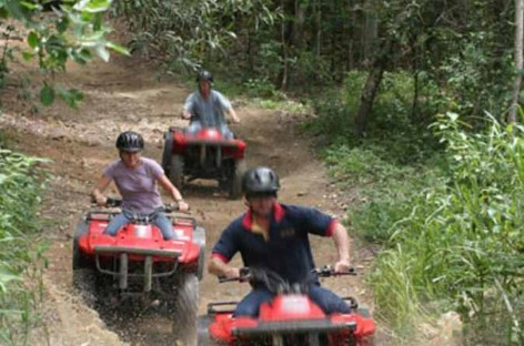 Quad Bike - Top 10 activities in Cairns and surrounding