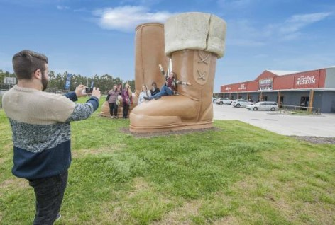 The Big Ugg Boots