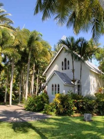 Port Douglas Australia: Saint Mary's by the Sea