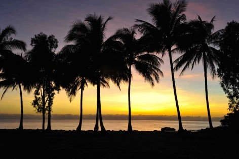 Things to do in Port Douglas: Enjoy a miraculous sunset