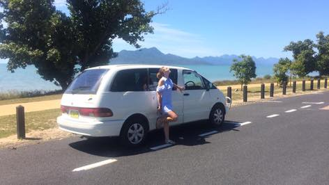 Travelwheels Campervan Review from happy customers on East Coast of Australia