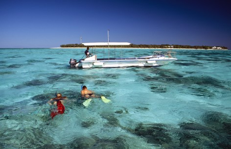 Diving at the Great Barrier Reef is only one of many great things you can do in Queensland