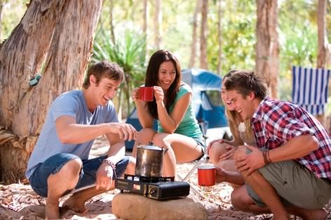 Free camping on East Coast Australia guide for campervans