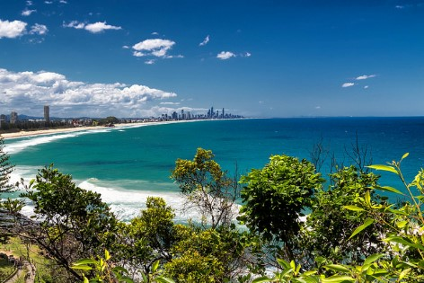 Burleigh Heads National Park