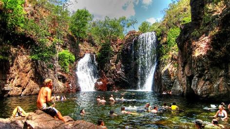 Florence Falls - Litchfield Park