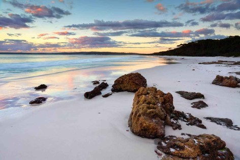 Jervis Bay - Hyams Beach is listed in the Guinness Book of Records