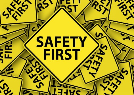 Safety first - Be informed and prepared!