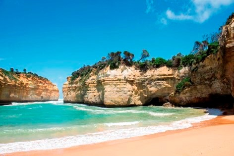 Dream beaches on your Great Ocean Road trip - What else could you ask for?