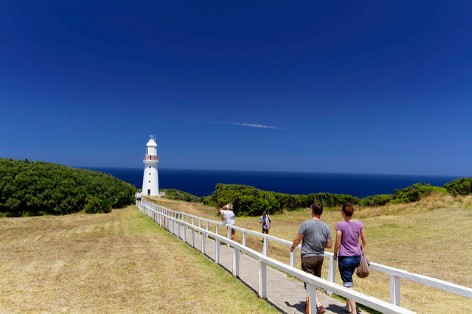 Cape Otway Lighstation - The oldest lighthouse in Australia