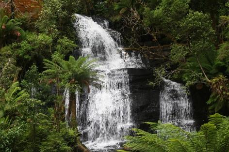 Triplet Falls in Victoria