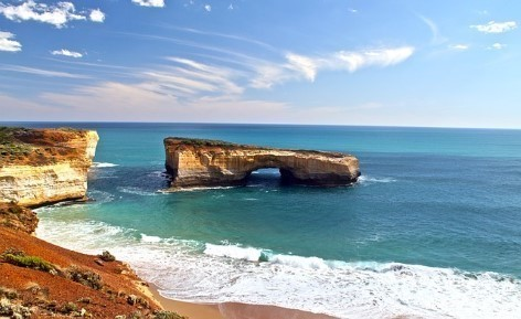 London Bridge - Great Ocean Road trip