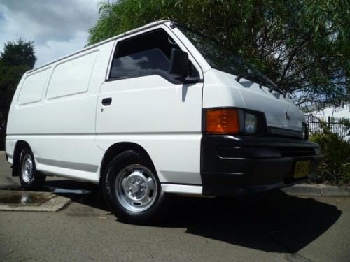 Small camper vans for sale in Sydney - Ex-hire bargain