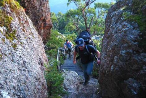 Hike to Mount Oberon