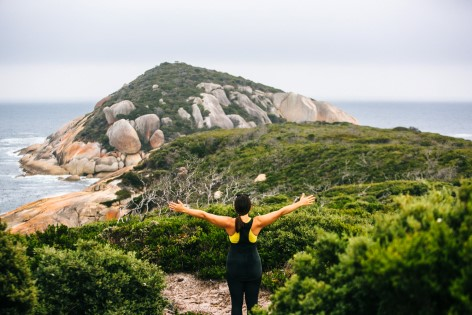 Tongue Point at Wilsons Promontory