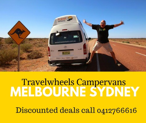 Travelwheels Melbourne Sydney discounted deals