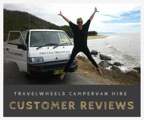 Travelwheels review - recent customer road trip reviews