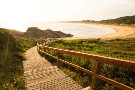 Amazing beaches await you in Cape Conran Coastal Park