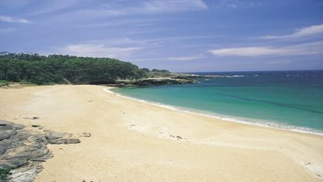 Batemans Bay - Hier ist ein Strand schöner als der Nächste