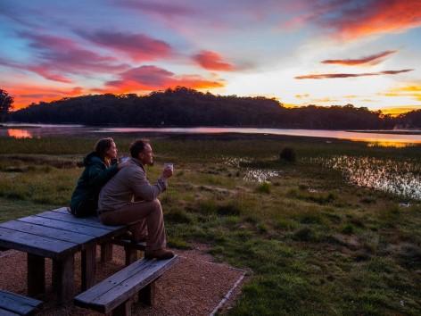 Lake Catani Camping