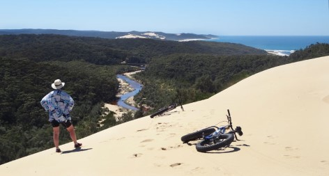 Thurra River Sand Dunes Lookout