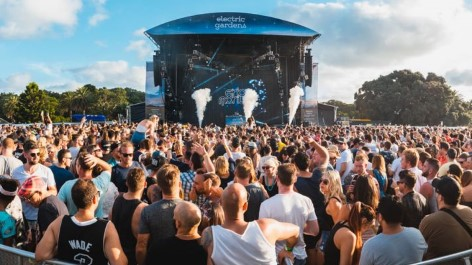 Rock your body at the best festival in Australia