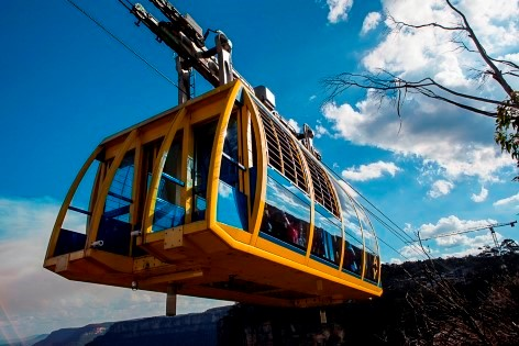 Skyrail Blue Mountains