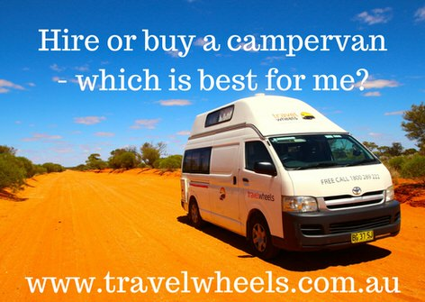 Hire or buy a campervan - which is best for me?