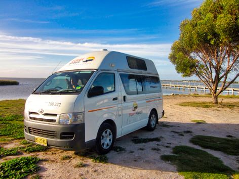 Campervan Relocation Sydney to Melbourne travelwheels