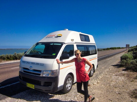 Toyota Hiace Ex-hire Campervan for Sale