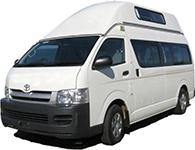 5 Passenger Campervan